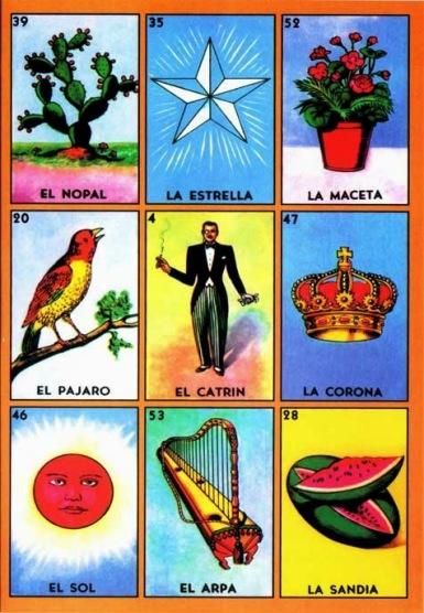 loteria mexicana 4