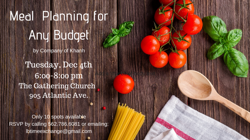 Meal Planning for Any Budget
